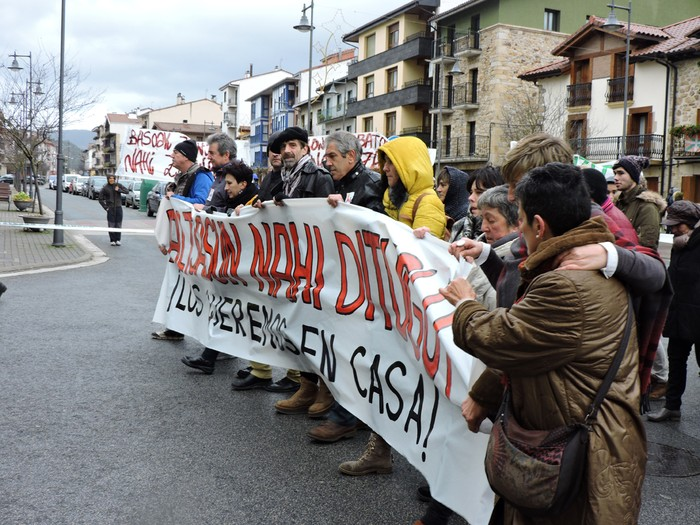 Altsasuko manifestazioa kalez kale - 18