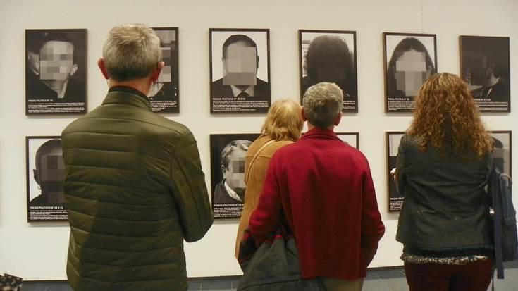 'Preso Politikoak Espainia Garaikidean' erakusketa Altsasun