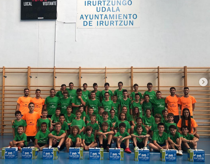 IV. Futsal Campus Irurtzun despeditu da