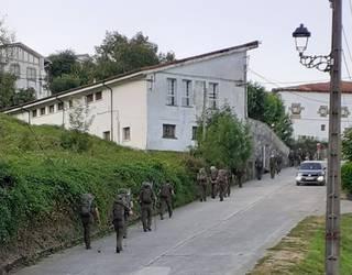 Militarrak bueltan