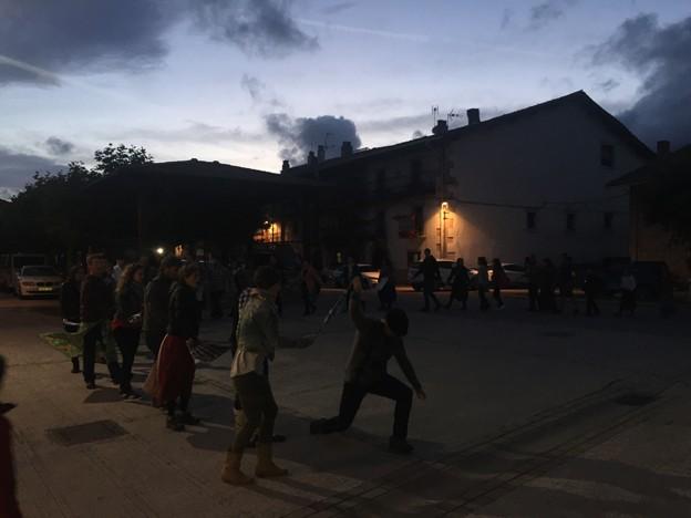 Gaur despedituko dira Arruazuko festak - 16