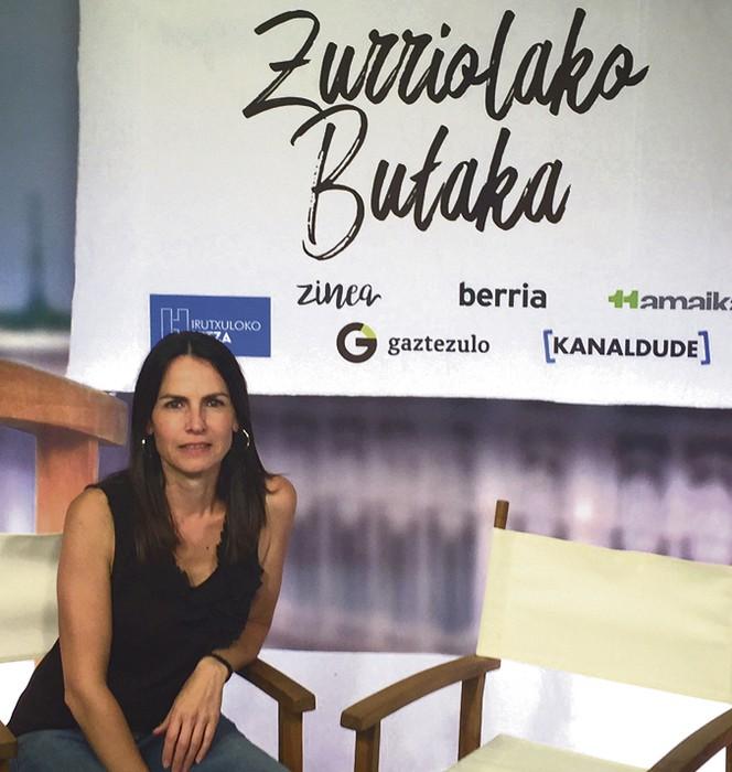 """""""Euskal ekoizpenak nazioartekoekin maila berean daude"""""""