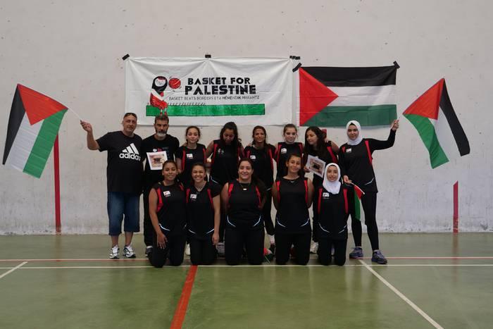 Palestinarrak Altsasukoak aske aldarrikatzen!