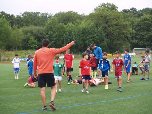 Futbol eta saskibaloi monitoreak trebatzeko ikastaroa Altsasun