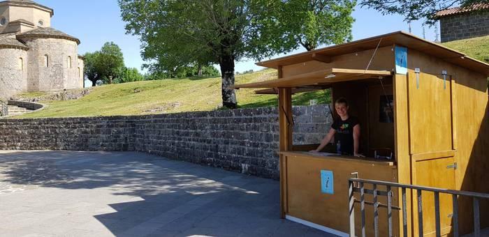 Turismo informazio bulegoa zabalik