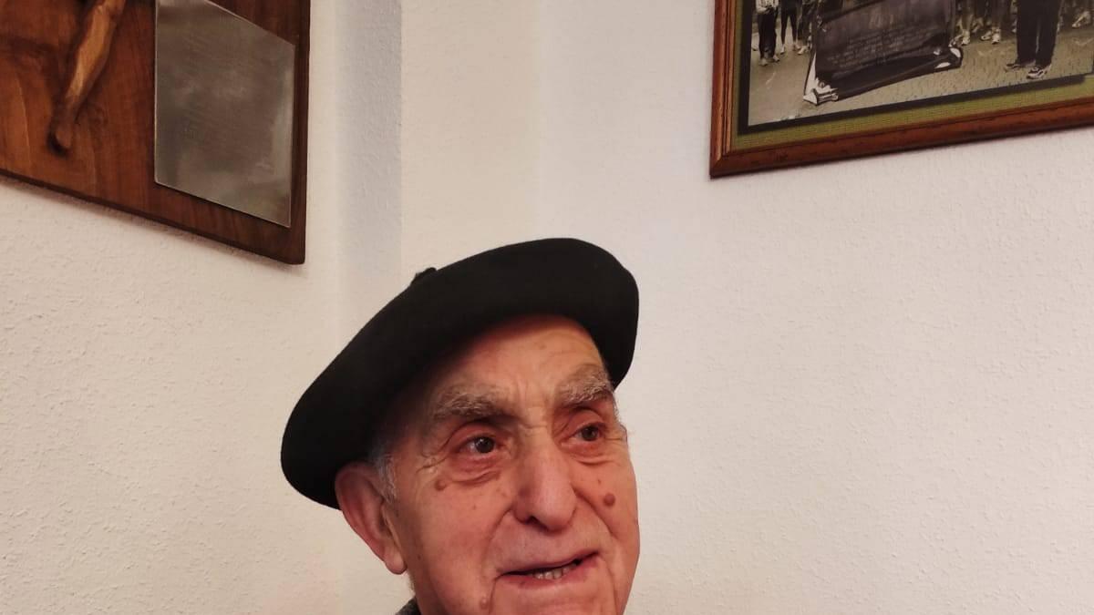 """""""Herriko tradizio bat bezala sentitu dut nik"""""""