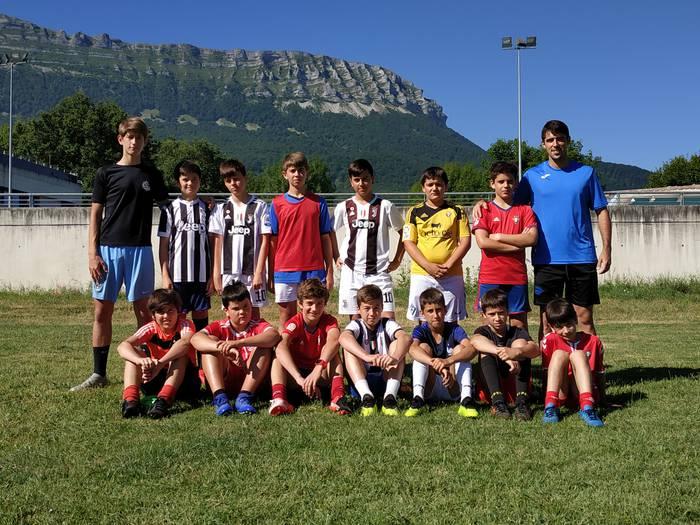 Futbol campusa akabo