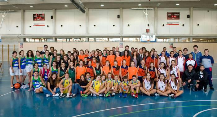 29. Nafarroako Kirol Jokoak, ofizialki mustuta