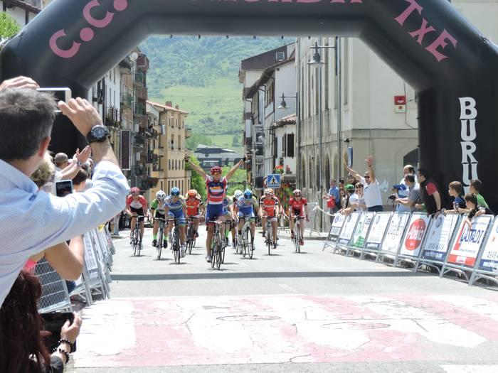 Daniel Mugika garaile Altsasuko XXXI. Udaberri Trofeoan
