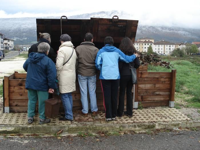 Sakana hondakin organikoen balioztatzearen inguruko Europako proiektu bateko kide