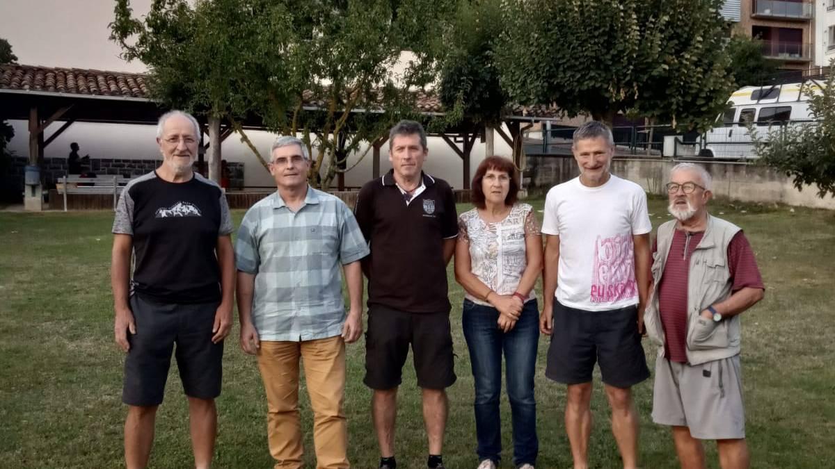 Euskal Herriko erdigunean hitzordua jarri dute