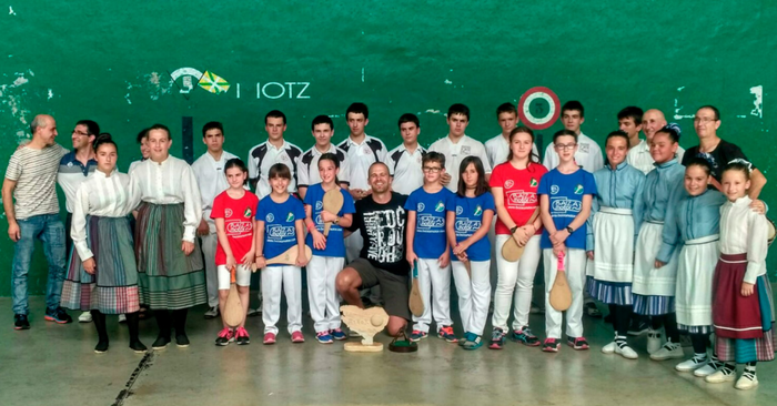 Irurtzun eta Etxarri Aranatz Euskal Herriko Nazionalean