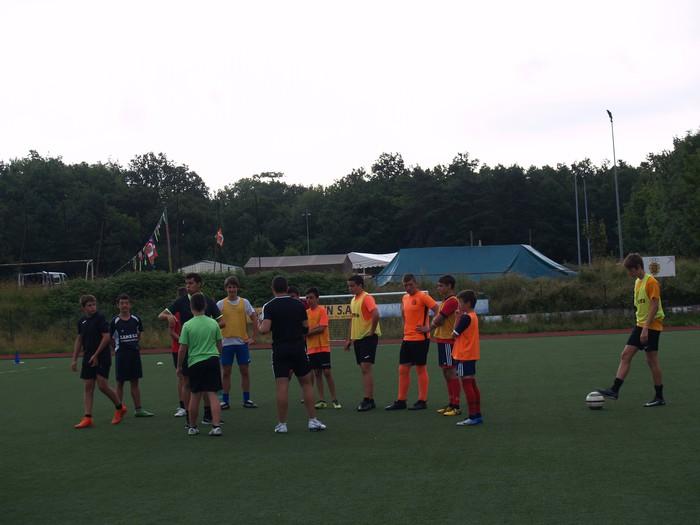Sakanako Futbol Campusa: bigarren txanda lanean - 9