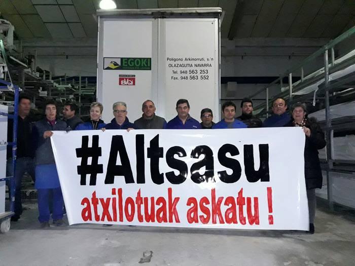 #Altsasu manifestaziorako atxikimenduak eta eguneko irudiak - 33
