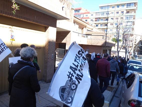 Iruñeko manifestazioaren zain  - 12