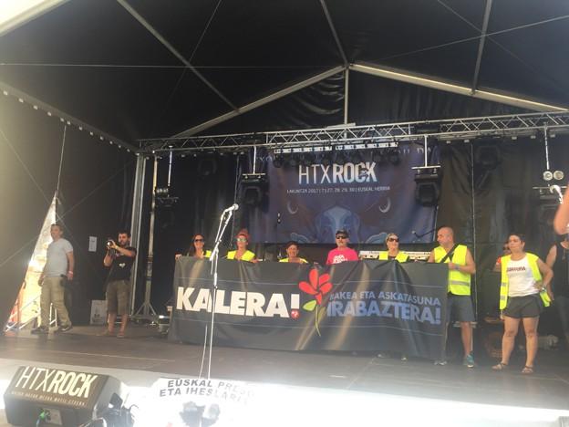 Hatortxu Rock hasiera ekitaldiak utzitakoa - 9