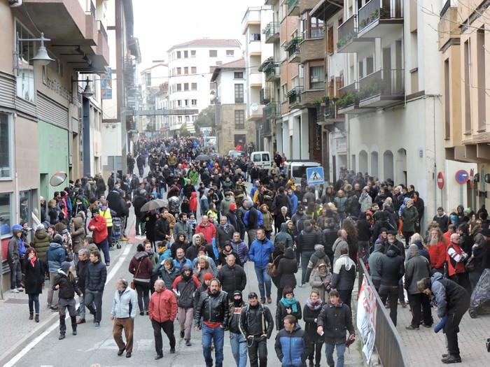 Altsasuko manifestazioa kalez kale - 3