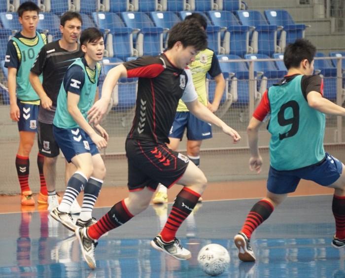 Imanol Arregi Japonian dago, Nagoya taldean klaseak ematen