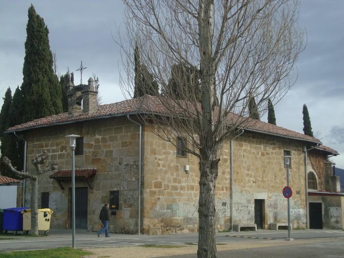 Lanak Otadiako ermitan