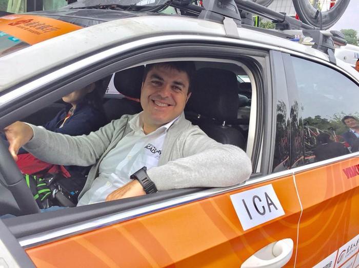 Oscar Guerreroren ICA, Italiako Giroan