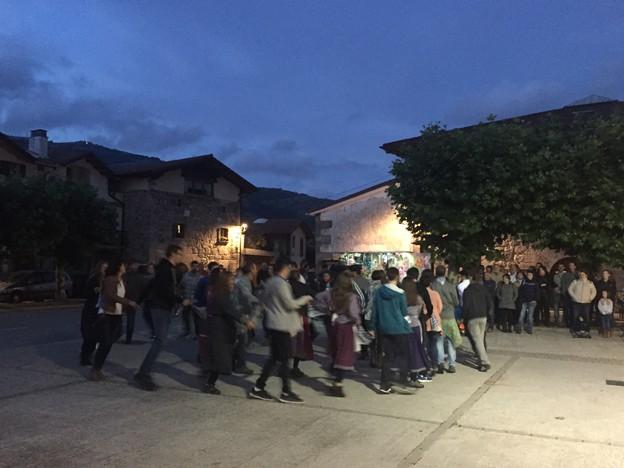 Gaur despedituko dira Arruazuko festak - 17