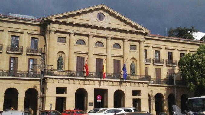 Altsasuko auziaz Parlamentuak adierazitakoarekin bat egin du Nafarroako Gobernuak
