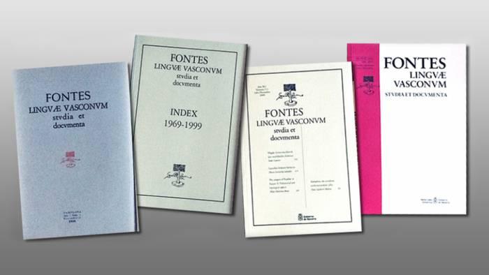 'Fontes Linguae Vasconum' aldizkariaren urrezko urteurrena
