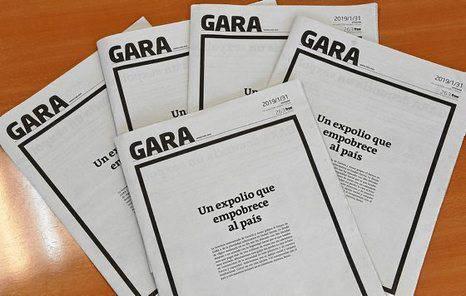 #ExpolioGARA. Etorkizunari begira hitzaldia. Hizlaria: Aitor Agirrezabal.