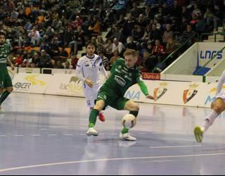 Xotak Nafarroa Arena eskainiko du play-offak jokatzeko
