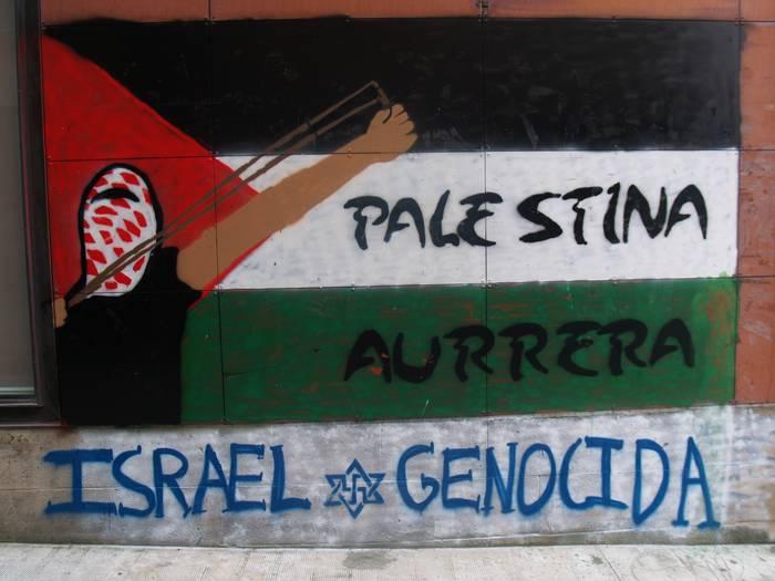 Palestinaren berri lehen eskutik