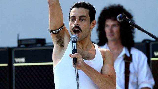 'Bohemian Rhapsody' filmaren emaldia.