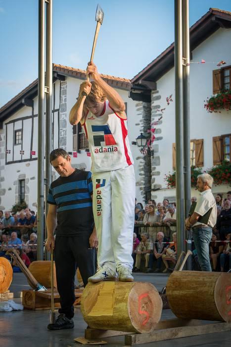 Iban Resanok Euskal Herriko 2. Mailako kanporaketa jokatuko du Etxarrin