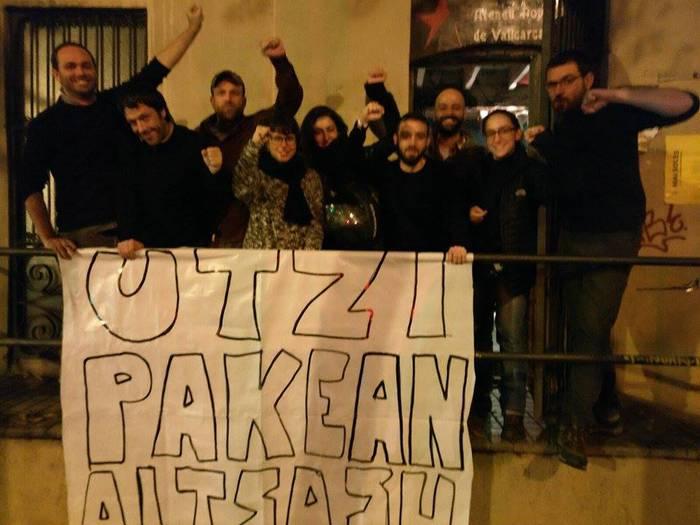 #Altsasu manifestaziorako atxikimenduak eta eguneko irudiak - 19