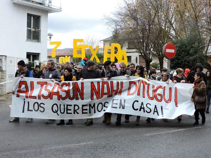 Altsasuko manifestazioa kalez kale - 20