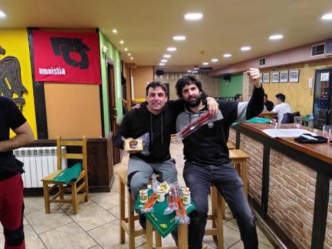 Euskal Herriko Mus Txapelketako kanporaketak hasi dira