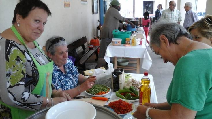 Kultur-aniztasunaren gastronomia festa