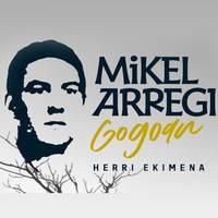 Mikel Arregi gogoan liburuaren aurkezpena eta argazki proiekzioa