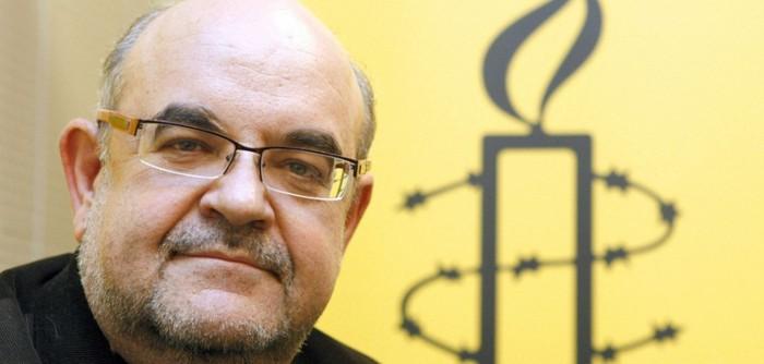 Amnesty Internationalek terrorismo karguak kentzeko eskatu du