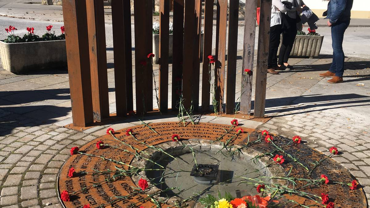 Iberoko Zurbao parajea Memoriaren Leku izendatuta