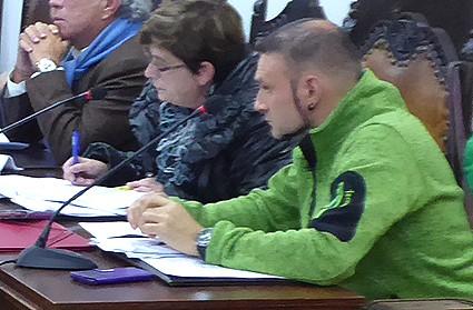 Bi altsasuar Ahal Duguko Nafarroako Parlamentuko primarioko zerrendan