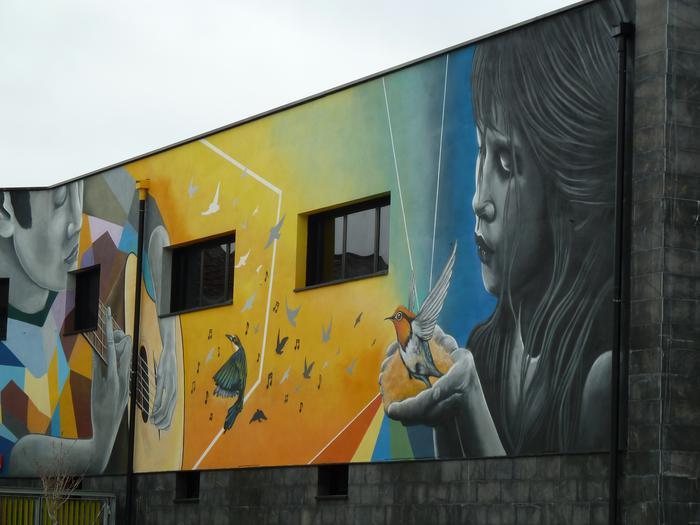 Graffiti Murala