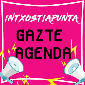 Gazte agenda. Gaueko pulunpak