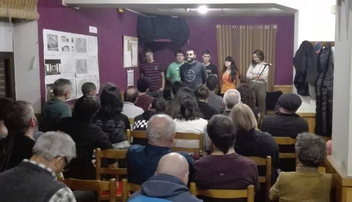 Nafarroako Bertsolari Txapelketaren aurrertik, aurre-kanporaketak