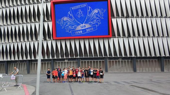 Sakanako Futbol Campusa: bigarren txanda lanean - 24