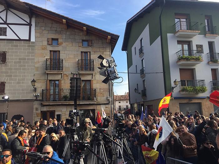 España Ciudadanaren ekitaldiak utzi zuena - 11