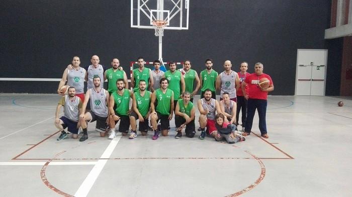 Basket Navarrak ezin izan zuen Iraurgi SB-ren kontra irabazi ahal izan
