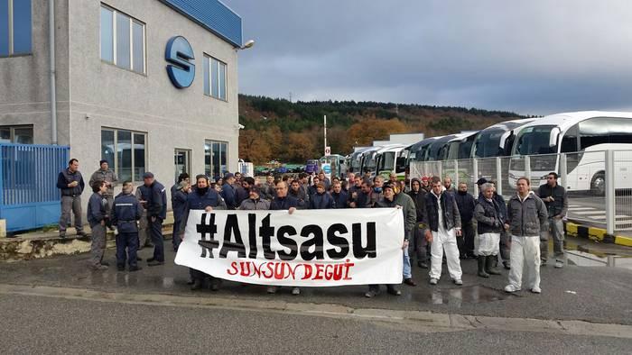 #Altsasu manifestaziorako atxikimenduak eta eguneko irudiak - 44