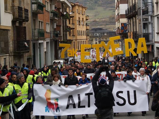 #Altsasu manifestazioak utzitako irudiak - 11
