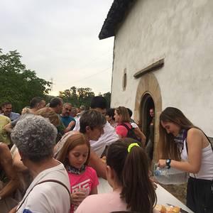 San Pedro egunean hasi eta gaur despedituko dira Arruazuko festak