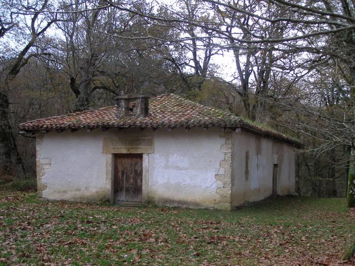 San Pedro ermita azkenekoz berritu zela 30 urte bete dira